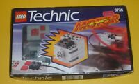 "LEGO - TECHNIC - boxed 8735 ""Motor set 9v"" shop sealed 1997 NEW"