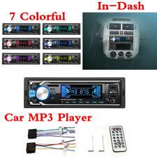 Bluetooth Coche Radio FM Reproductor multimedia MP3 Audio/2USB/TF/Mini-Card/Carga rápida