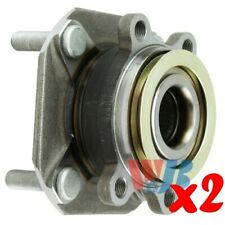 Pack of 2 Front Wheel Hub Bearing Assembly replace 513299 HA590276 BR930683