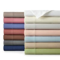 Ultra-Soft 4-Piece Deep Pocket Bed Sheet Set by Southshore Fine Linens