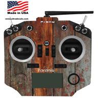 Taranis Q X7 X7S Radio Wood Skin Wrap Transmitter QX7 Ultradecals