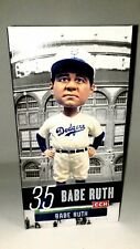 "BABE RUTH DODGERS BOBBLEHEAD 2014 SGA ""BRAND NEW"" BROOKLYN."