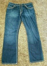 "Robin's Jeans  NEW Men's "" Heavy Stitch"" D5003 Boot cut Jeans~   Size 33 x 32"