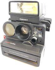 Camera Flash Film POLAROID SONAR ONESTEP OneStep +FLASH POLATRONIC 5 TESTED 441