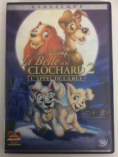 La Belle et le Clochard 2 L'Appel de la Rue N°59 dvd