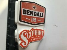 BEER TAP HANDLE SIXPOINT BREWERY BENGALI IPA