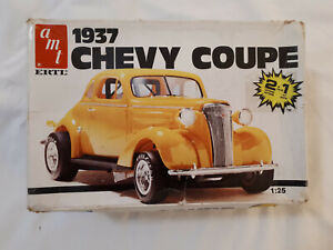 AMT ERTL 1937 Chevy Coupe 1:25 6579