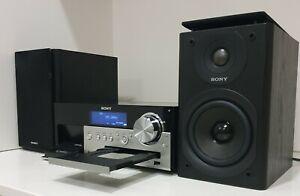 SONY HCD-MX750Ni Micro Hi-Fi Component System CD MP3 iPod Dock FM/DAB+ Radio
