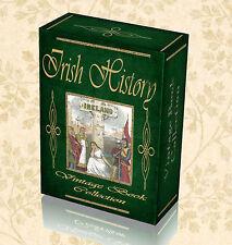 Vintage Books Irish History Genealogy Trace Family Ancestry Ireland 3 DVDs 296