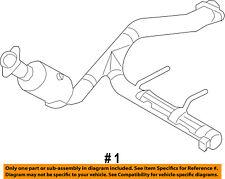 FORD OEM 11-14 F-150 5.0L-V8-Catalytic Converter CL3Z5E212A