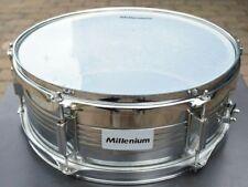 Snare Drum von Millenium aus Stahl / 14'' x 5''