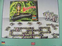 ANCIEN jeu de société , jeu snake, jeu casse tete, puzzle, jeu années 80