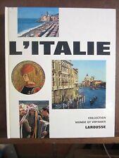 L'Italie/ Collection monde et voyages Larousse