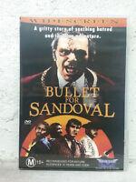 Bullet for Sandoval DVD - Cowboy Western - Ernest Borgnine