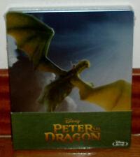 PETER Y EL DRAGON BLU-RAY STEELBOOK NUEVO PRECINTADO DISNEY (SIN ABRIR) R2