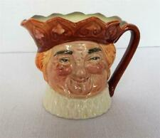 "Royal Doulton Old King Cole Small Toby Character Jug Mug ""A"" Mark 3.25"" England"