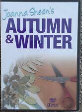 Boulevard JOANNA SHEEN & Autumn & Winter PAPERCRAFT DVD VIDEO 84 Mins BVENT0606
