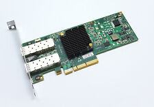 Mellanox ConnectX - 2 PCIe x8 NIC 10 Gigabit 10gbe SFP + a due porte per server 518001-001