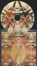 Band Of Skulls Death By Diamonds And Pearls 1 Track Promo CD New