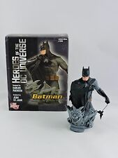 BATMAN porcelain Bust Statue HEROES OF THE DC UNIVERSE DC Direct 5000 gargoyle