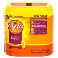 Metamucil MultiHealth Fiber, 260 Doses NEW! Free Shipping!