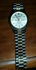 Lorus MEN'S FABULOUS Watch Water Resistant.  VX33-X034