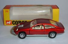 Corgi Toys No. 312, Marcos Mantis Whizzwheels, - Superb Mint.
