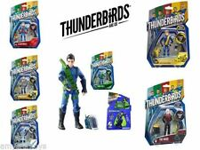 Thunderbirds Are Go! Movie Action Figures Lot of 6 + 2 for FREE Random