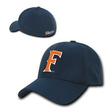 Cal State Fullerton Titans University CSUF Flex Baseball Fitted Fit Cap Hat