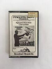Cymanfa Ganu Undebol Cassette Tape 1976 Nghapel Heol Awst Arweinydd Gwadd Ryan