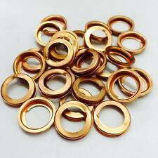 Collapsible Copper Sump Plug Washers - PN106 - (x25) - Toyota