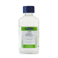 Schmincke MUSSINI Medium 1, 200 ml, Ölfarben, 50038