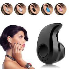 New listing Mini Wireless Bluetooth Earphone in Ear Sport with Mic Handsfree Headset Earbuds