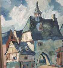 Altmeier Hanns 1906 - 1979 Koblenz ISENBURG im Sayntal EXPRESSIONISMUS Ahl Porz