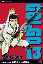 Golgo 13: Supergun Vol. 1 by Takao Saito (2006, Paperback)