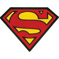 Cool Super man Super Hero Embroidered Iron On Applique Patch DIY Sewing New