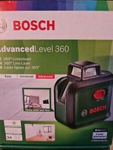 Niveau laser 360 bosch