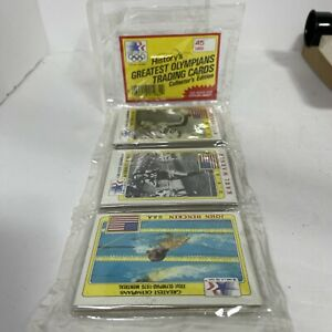 Rack Pack 45 Cards,  1983 Topps Greatest Olympians #36 Lake Placid