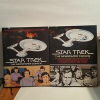 Star Trek The Newspaper Comics: The Complete Comics Volume 1 2 - 1979-1983 IDW