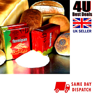 New Fermipan Red Dry Instant Dried Bakers Yeast For Hand Baking Bread Machines