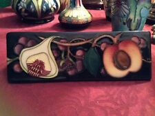 Moorcroft Queen's Choice Advertising, 2001, Produced For Few Months, Rare