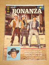 BONANZA #8 VG (4.0) GOLD KEY COMICS JUNE 1964