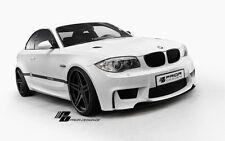 BMW 1 SERIES 1M FULL CONVERSION WIDEBODY KIT 135i 128i 135 i BODY FENDER FLARES
