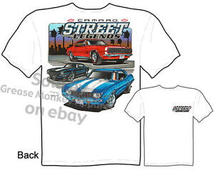 67 68 69 70 Camaro Tshirt 1967 1968 1969 1970 Chevy Tee Muscle Car T Shirt Z28