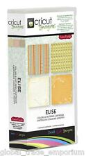 CRICUT Imagine Cartridge ' ELISE '  - For CRICUT IMAGINE Machines