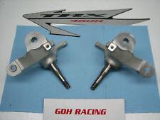 2005 2004 TRX 450R SPINDLE SET L & R VERY NICE 450 R * KNUCKLES SPINDLES 1