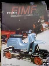 Bollettino FIMF treni 2004 255 Epoche Ferr.Italia 1839-