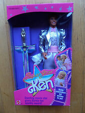 VINTAGE 1988 SUPER STAR KEN BARBIE DOLL/NEW/1535!