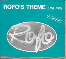 ROFO - Rofo's Theme (PWL MIX) CDM 3TR Synth-Pop 1992 (Zyx)