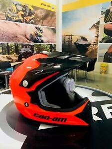 Can-Am Racing Helmet